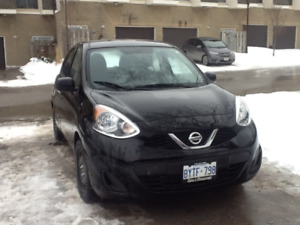 2015 nissan micra s manual car in great condition is for sale