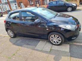 Mazda 2 black