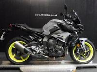 16/16 YAMAHA MT 10 ABS FLUO 1 OWNER 3,200 MILES