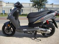 Sym jet 4 125. V quick + reliable. Fantastic condition. New mot. Lovely bike.. £595 ono. !!
