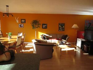 Comfortable Furnished Home,  Close To VIU, Available Aug or Sept