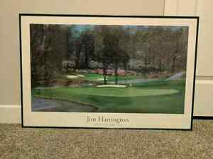 Golf collectible  memorabilia