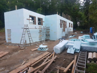 footings and icf foundations
