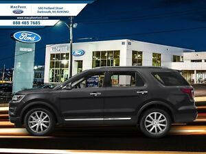 2016 Ford Explorer Limited  - Leather seats -  Navigation
