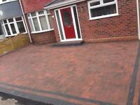 BLOCK PAVING - PATIOS - DRIVEWAYS CHEAPEST IN MANCHESTER