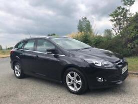 Ford Focus 1.6TDCi ( 115ps ) ( s/s ) Zetec