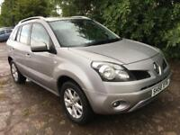 Renault Koleos 2.0dCi 4x4 Dynamique S 58 PLATE 93,000 MILES FROM NEW