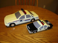 2 Police Cars  These are lightly used