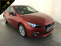 2014 MAZDA 3 SPORT NAV 5 DOOR HATCHBACK 1 OWNER FINANCE PX WELCOME