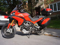 Multistrada Touring S
