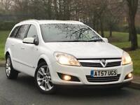 2008 (57 reg) Vauxhall Astra 1.9 CDTi 16v Design 5dr Estate Manual Diesel