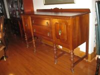 Gibbard refinished dining room buffet