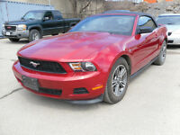 2012 Ford Mustang V6 Premium Coupe (2 door) AUTOMATIC