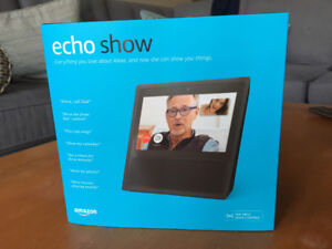 Brand new Echo Show for sale