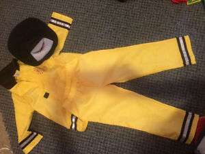 Old Navy Firefighter costume