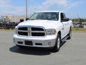"""2016 RAM 1500 SLT with 8.4"""" Touch Screen!"""