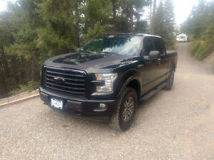 2017 Ford F-150 SPORT MODEL CUSTOM BEST DEAL