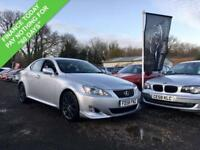 2008 58 LEXUS IS 250 2.5 SR AUTO 204 BHP