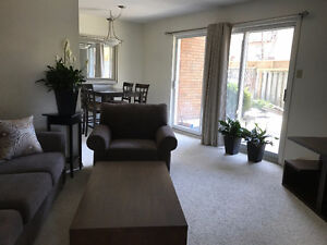 Large 2 bedroom, patio walkout, full kitchen short term rental