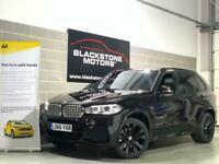 BMW X5 3.0 40d M Sport Auto xDrive (s/s) 5dr SUV Diesel Automatic
