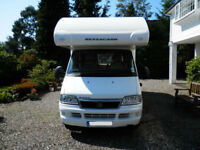 Bessacarr E425, 4 Berth, Motorhome for sale
