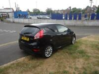 Ford Fiesta 1.6TDCi ( 95ps ) 2013.25MY Zetec S