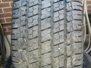 17 inch SUV/Pickup Truck tires