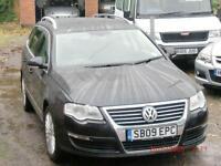2009 Volkswagen Passat 3.2 V6 SEL FSI 4MOTION 5dr DSG 5 door Estate