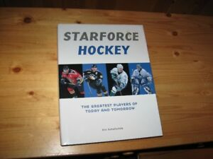 HOCKEY RELATED BOOKS - LOT # 2 - REDUCED!!!!