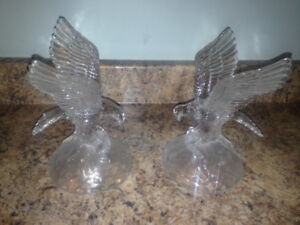 Real Crystal Eagles Collectibles