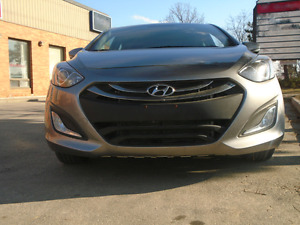 . HYUNDAI ELANTRA GT HATCHBACK TECH EDITION 2013
