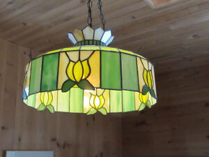 hand made Stained Glass lamp