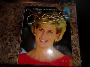Princess Diana book for sale