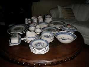 Johnson Brothers Vintage China