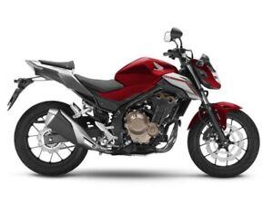 2018 Honda CB500F STANDARD / 25$/sem