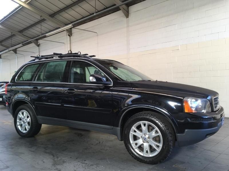 2007 Volvo XC90 2.4 D5 SE Estate Geartronic AWD 5dr
