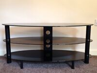 Black TV Stand For Sale!!!