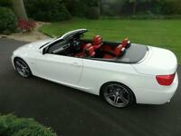 BMW 320d M-SPORT CONVERTIBLE 184bhp Manual