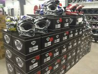 THH Motocross helmets only $99 @ Roy Duguay Sales