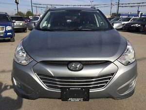 2011 HYUNDAI TUCSON GLS * POWER GROUP * LEATHER/CLOTH * BLUETOOT London Ontario image 9