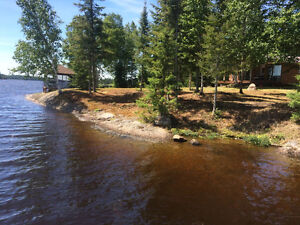 Remote 5 Star Cottage at Baie-Carrière - Moose hunting & Fishing