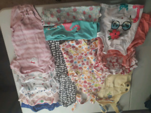 12 - 18 month girls clothing