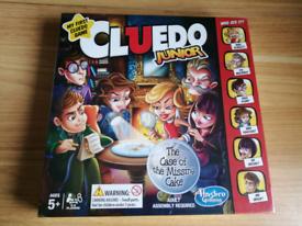 Cluedo Junior board game BRAND NEW
