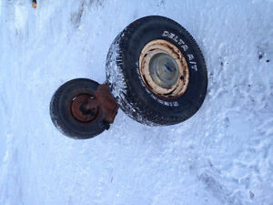 1956 Chevrolet truck rear axle