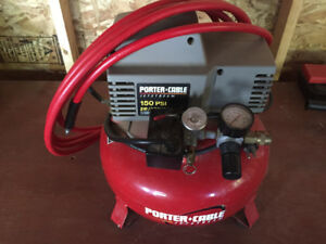 Compressor and Air nailers