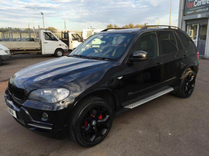 2008 bmw x5 auto m sport pack in newport gumtree. Black Bedroom Furniture Sets. Home Design Ideas