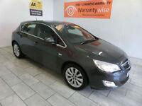 2011 Vauxhall/Opel Astra 1.6i 16v VVT ( 115ps ) Elite