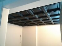 Acoustic suspended drop tile ceilings 29years experience