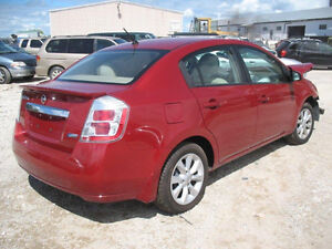 JUST IN FOR PARTS! 2011 NISSAN SENTRA @ PICNSAVE WOODSTOCK!