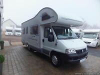 Swift suntor 630 six berth motorhome for sale